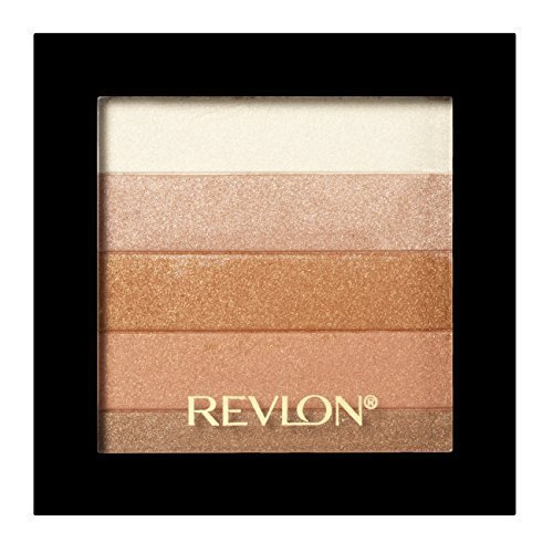 Revlon Highlighting Pallette - Bronze Glow - 0.26 oz by Revlon