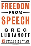 Freedom from Speech