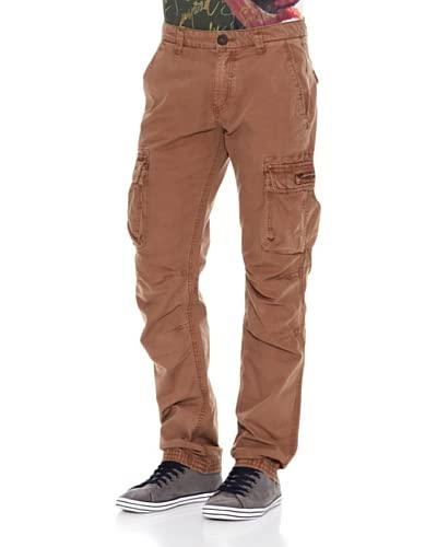 Desigual Pantalone Privet Investigatio [Cammello]