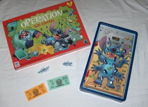 Buy Disney Operation Stitch 626 Edition