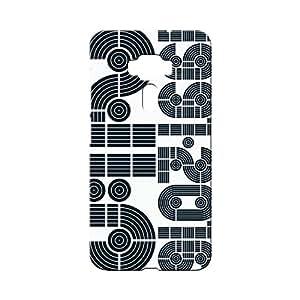 BLUEDIO Designer Printed Back case cover for Asus Zenfone 3 (ZE520KL) 5.2 Inch - G1707
