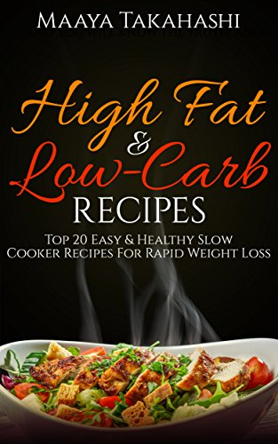 Free Kindle Book : Low Carb: Low Carb Slow Cooker Recipes. Top 36 Slow Cooker Recipes For Weight Loss: (low carb diet books, low carb cookbook, low carb diet for beginners, ... low carb diet for dummies, Book 1)