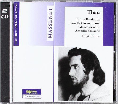 Thais (M.Cordone) - Massenet - CD