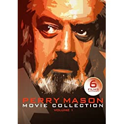 Perry Mason Movie Collection Volume 1
