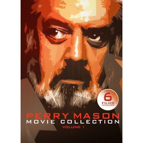 Amazon.com: Perry Mason Movie Collection Volume 1: Raymond Burr