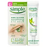 Simple Kind To Eyes Soothing Eye Balm 15ml Case of 6