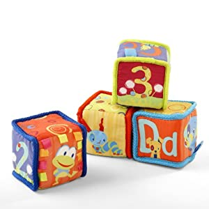 Bright Starts Grab And Stack Blocks from KIDS II