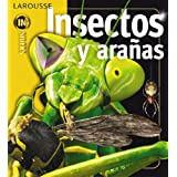 Insectos y Arañas (Insiders (larousse))
