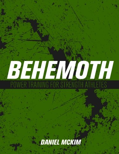 Behemoth: Power Training For Strength Athletes front-181849