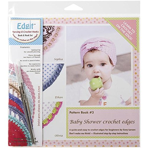 Baby Bib Crochet Pattern