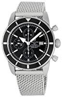 Breitling Men's A1332024/B908 Superocean Heritage Chronograph Watch from Breitling