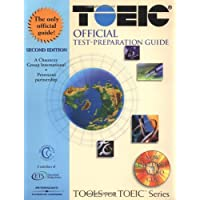 TOEIC Official Test Prep Guide 2nd/e (Peterson's TOEIC Official Test Preparation Guide)