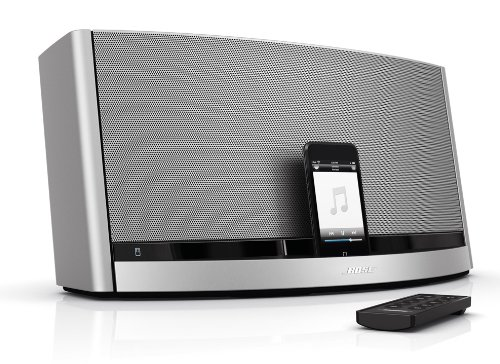 Bose SoundDock 10 digital music system - silver