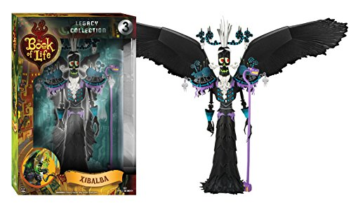 Funko Legacy Action Figure Book of Life Xibalba, Multi Color