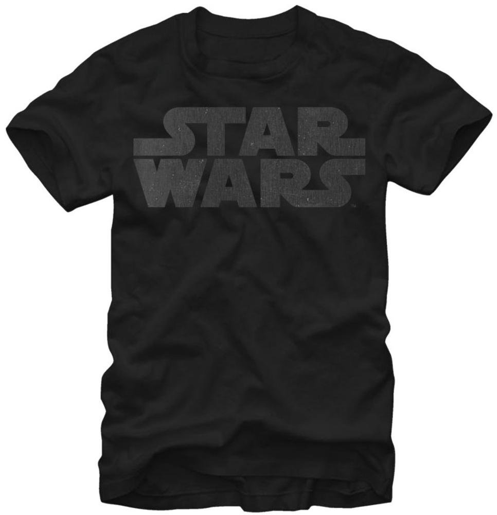 Star Wars Men's Simplest Logo T-Shirt 0
