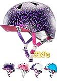 bern(バーン) ヘルメット NINA ガールズ スノーボード スキー BE-JGGWTR-11 Gloss Purple Racing Stripe XS-S