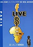 Live 8: Paris [DVD] [2005]