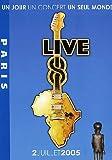 Live 8: Paris [DVD] [2005]