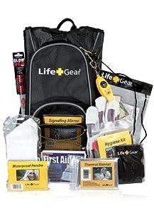 Life Gear Bug out Bag Kit Emergency Survival Backpack - LG492