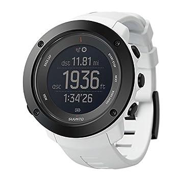 Montre Suunto GPS Multisport Ambit 3 Vertical Blanc