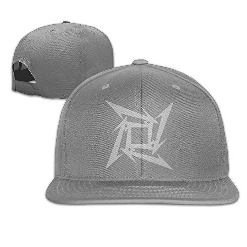 Teenmax -  Cappellino da baseball  - Uomo Ash Taglia unica
