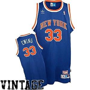 Adidas New York Knicks Patrick Ewing Youth (Sizes 8-20) Soul Swingman Road Jersey by adidas