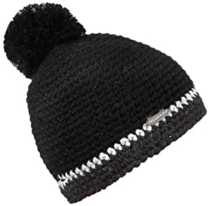 prosport Uni Häkelmütze, schwarz, One Size, 2511