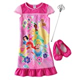 Girls Disney Princess Floral Nightgown