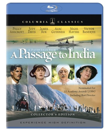 Cover art for  A Passage to India [Blu-ray]