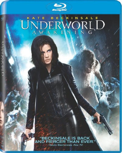 Cover art for  Underworld: Awakening  [Blu-ray]