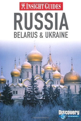 Insight Guide Russia, Belarus & Ukraine