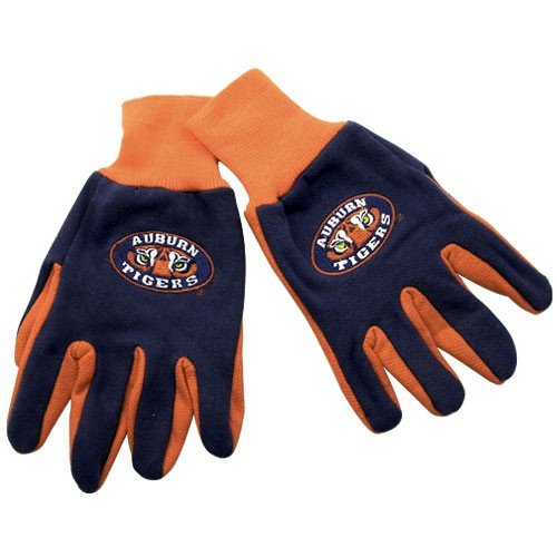 Auburn Tigers Two-tone Utility Gloves at Amazon.com