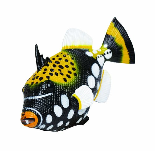 Safari Ltd  Incredible Creatures Clown Triggerfish