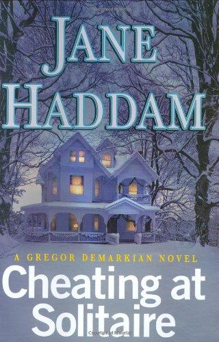 Cheating at Solitaire (Gregor Demarkian Novels)