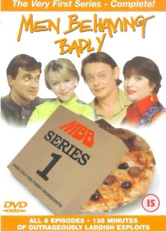 Men Behaving Badly: Series One [DVD] [1992]