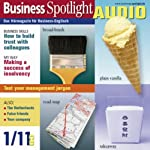 Business Spotlight Audio - How to build trust with colleagues. 1/2011: Business Englisch lernen Audio - Vertrauen im Büroalltag | Carol Scheunemann,Ken Taylor