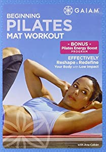 Pilates Beginners Mat Workout [Import]