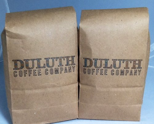 coffee roasted in Duluth