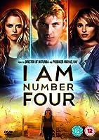 I Am Number Four [DVD]