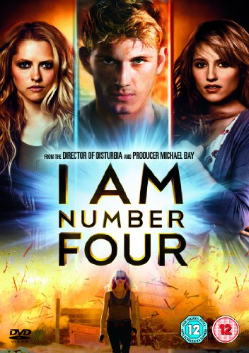 I Am Number Four [DVD]
