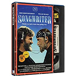 Songwriter (Retro VHS) [Blu-ray]