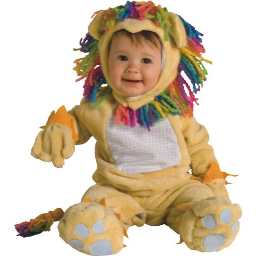 Fearless Lil' Lion Costume - Baby 12-18