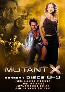 Mutant X: Season 1 Disc 8-9 [Import USA Zone 1]
