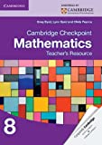 img - for Cambridge Checkpoint Mathematics Teacher's Resource 8 (Cambridge International Examinations) book / textbook / text book