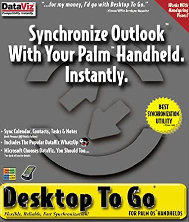 Desktop to Go for Palm Organizers 2.5