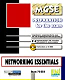 img - for Networking Essentials Exam with CDROM (Preparation for the MCSE Exam) book / textbook / text book
