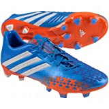 adidas Predator LZ TRX FG - (Pride Blue White Orange) by adidas