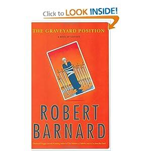 The Graveyard Position - Robert Barnard