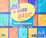 Word by Word Basic Picture Dictionary (2E)  Picture Dictionary