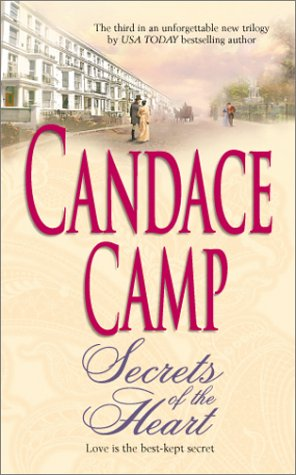 Secrets of the Heart, CANDACE CAMP